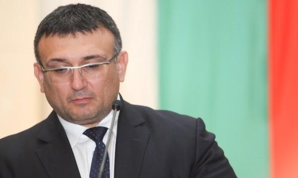 Новоизбраният вътрешен министър Младен Маринов обяви, че не е говорил