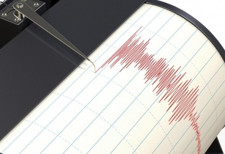 Земетресение с магнитуд 4,4 по скалата на Рихтер е регистрирано