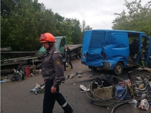 Международният път Е-79 между Монтана и Видин е затворен заради