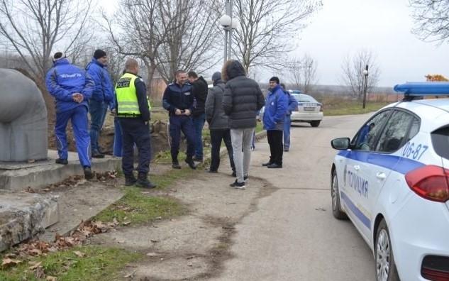 Работници са намерили разложен труп при разкопки заради авария в