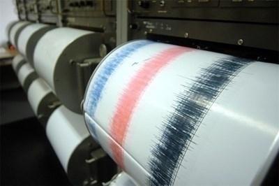 Земетресение с магнитуд 3.4 по Рихтер бе регистрирано днес в