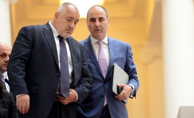 Цветан Цветанов за Бойко Борисов: Борба за рейтинг, хаос и непоследователност