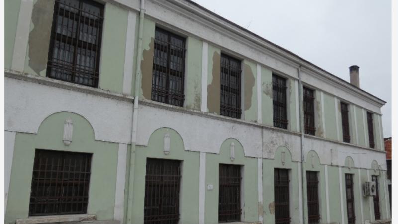 Историческият музей, сградата на някогашното девическо училище и къщата на