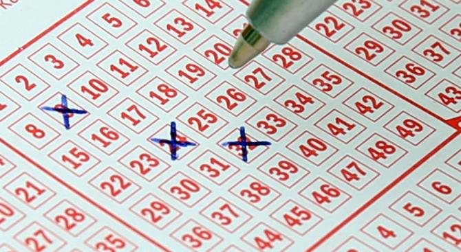 """Билет от популярната американска лотария """"Пауърбол"""", носещ на притежателя почти"""