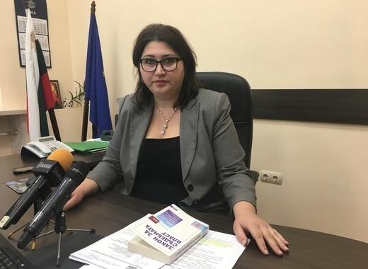 Надя Пеловска се оттегля от поста председател на Oкръжния съд