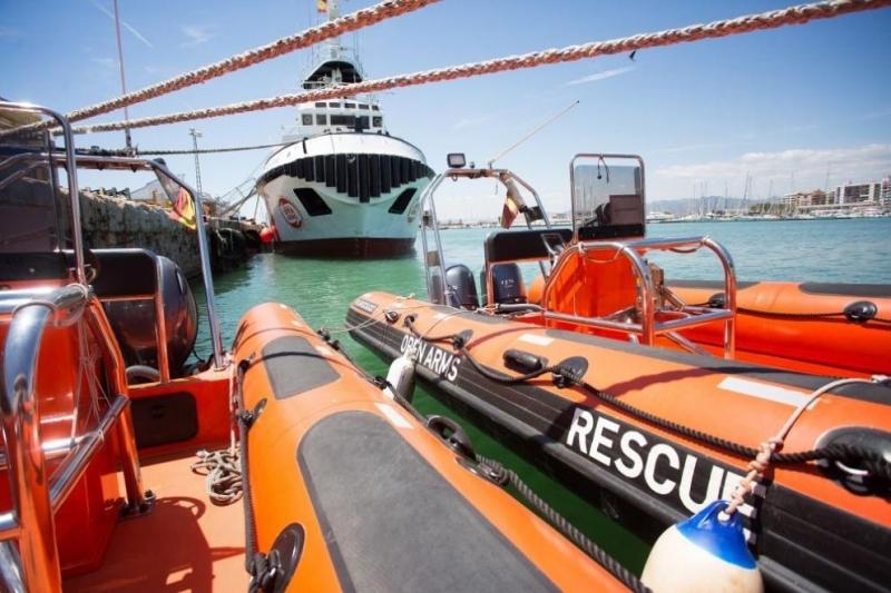 Снимка: Лодка с нелегални мигранти потъна край Бодрум