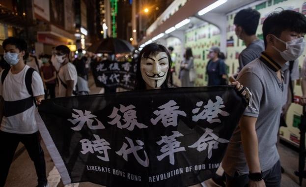 Напрежение се чака в Хонконг, след като Китай окончателно прие