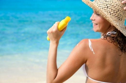 Мажете кожата 20 минути преди плаж