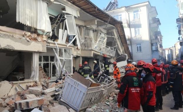 България предлага помощ за земетресението в Турция