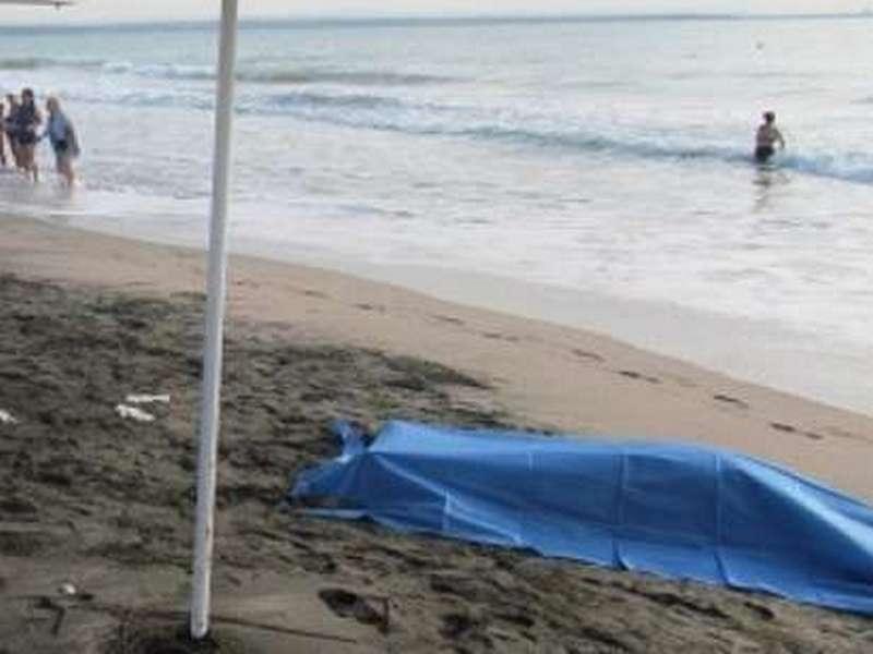 Мъж се е удавил в ранния следобед днес на плаж