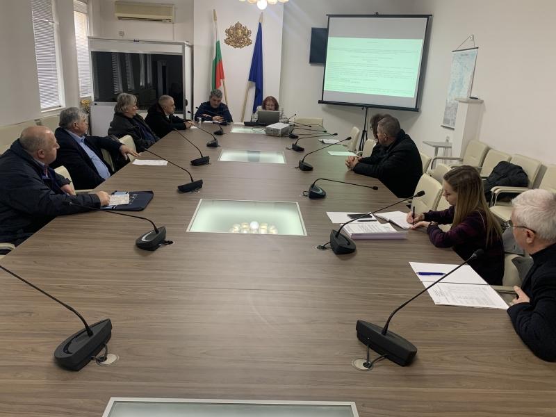 Областният управител Малина Николова проведе работна среща с местната власт
