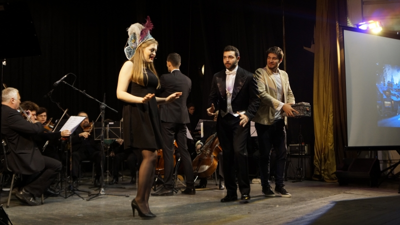 Приказен музикален спектакъл за мездренчани поднесоха Илона Иванова и приятели