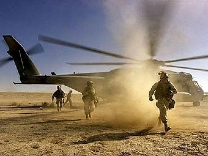 Военнослужещ е загинал по време на операция, която е част