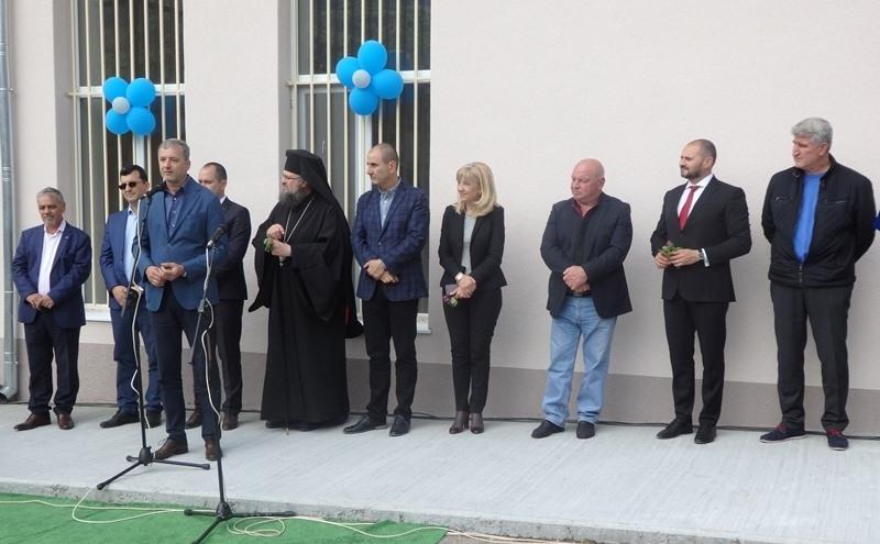 Кандидатите за евродепутати д-р Иво Ралчовски и Асим Адемов, бившият