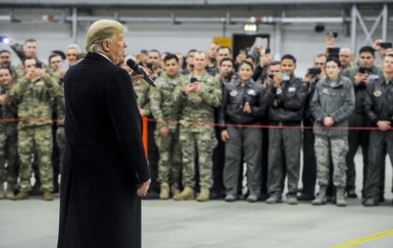 Тръмп одобри изтеглянето на 9500 войника от Германия