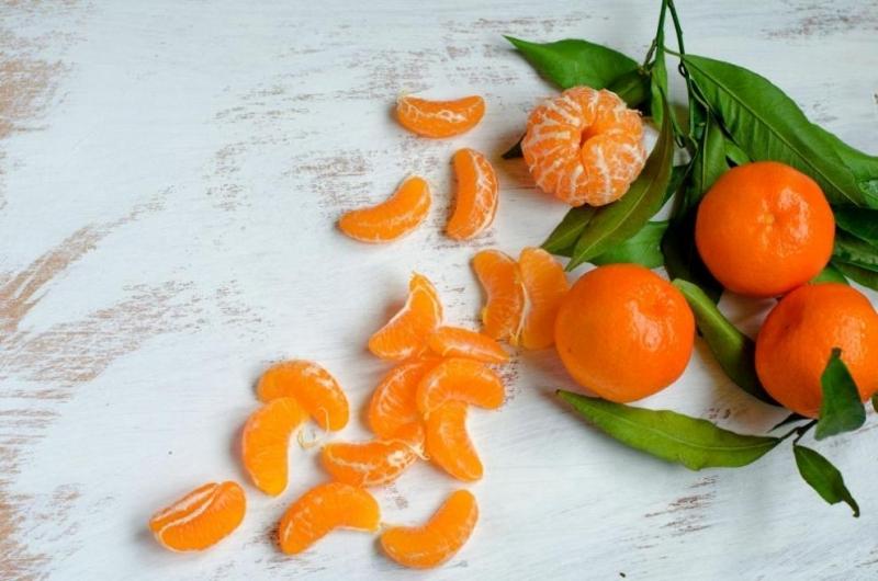 Боядисаните мандарини могат да предизвикат алергии у децата