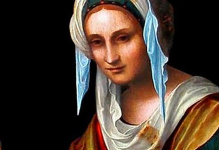 На 12 юли православната църква почита Света Вероника. На Разпети