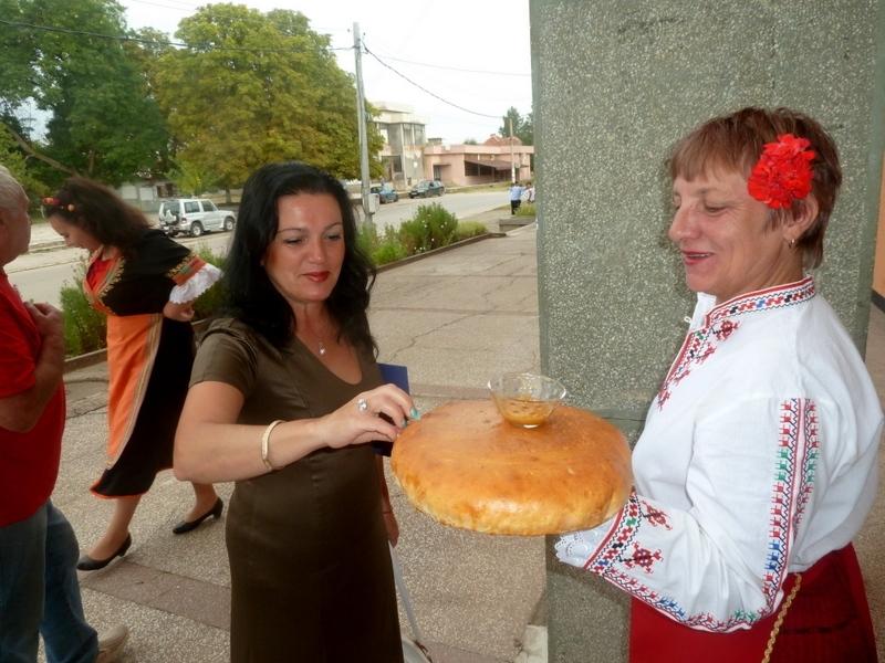 Снимка: Фолклорен фестивал оживи Малорад /снимки/
