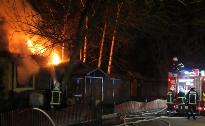 Пожар е горял в ресторант във Видин, предадоха от пресцентъра
