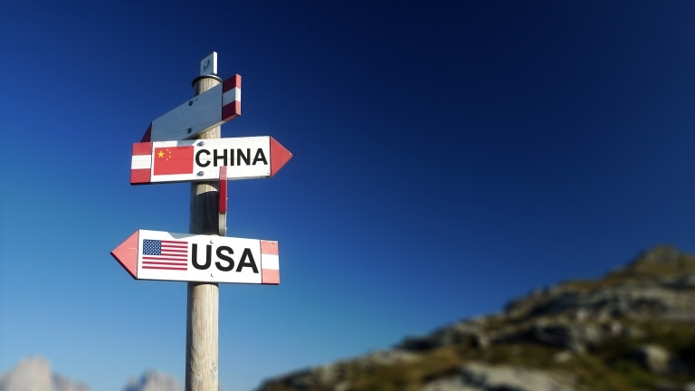 Президентът на САЩ ДоналдТръмп обяви, че китайски стоки на стойност