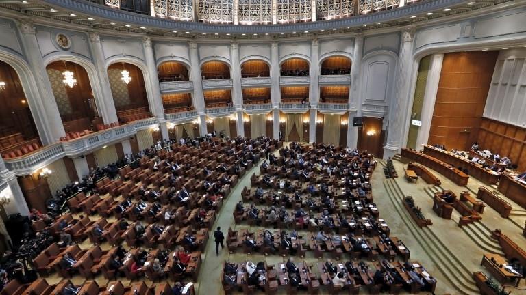 Правителството на Румъния падна при вот на недоверие в местния