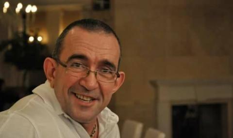 Марин Ташков, лежал заедно в ареста преди години с обвиняемия