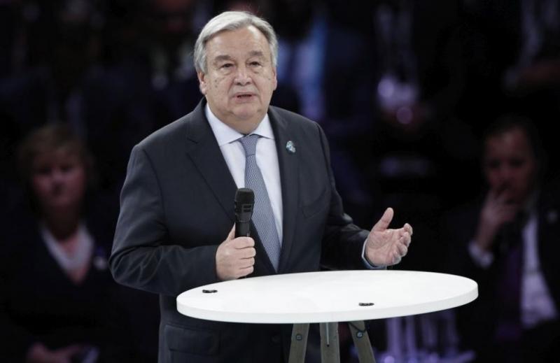 Генералният секретар на ООН Антониу Гутериш призова властите по света