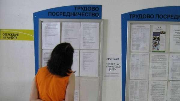Областните дирекции към бюрото по труда обявиха свободните работни места