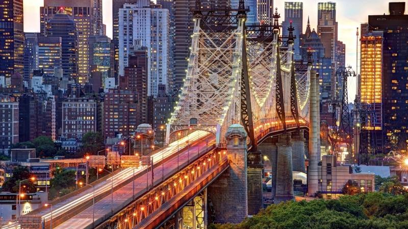 Ню Йорк е най-гъсто населеният град в Северна Америка с