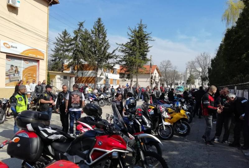 Стотици мотористи се събраха през двата почивни дни в Северозападна