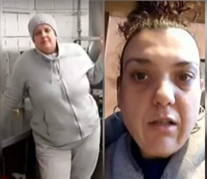 История за двете жени от Монтана, които бяха блокирани в