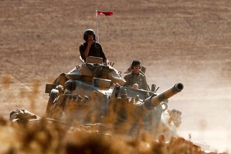 Бойци на сирийската армия и отряди на опълченци унищожиха банда