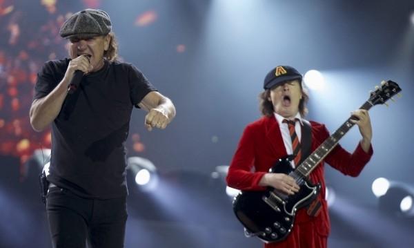 AC/DC най-вероятно ще издадат нов албум. Тези слухове тръгнаха още
