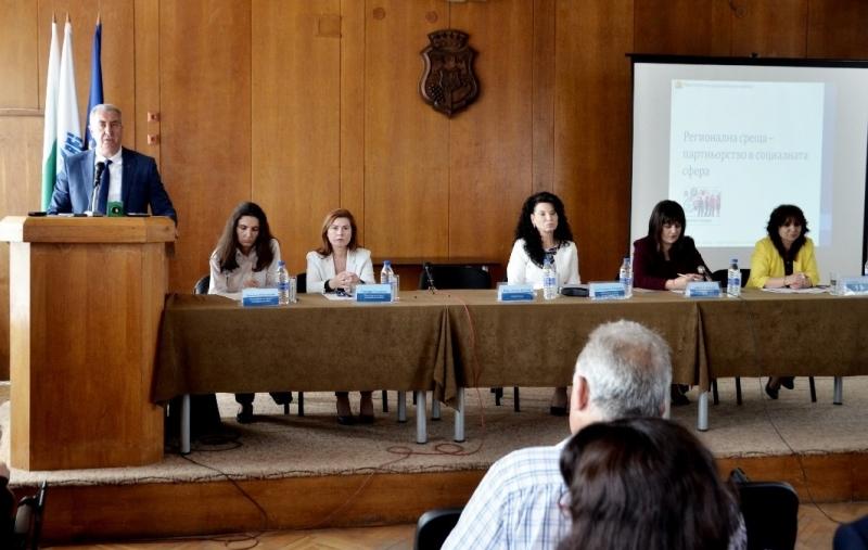 Заместник-министърът на труда и социалната политика д-р Султанка Петрова посети