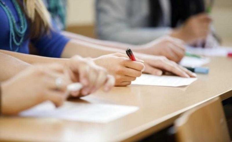 На изпита по български език и литература, проведен вчера са