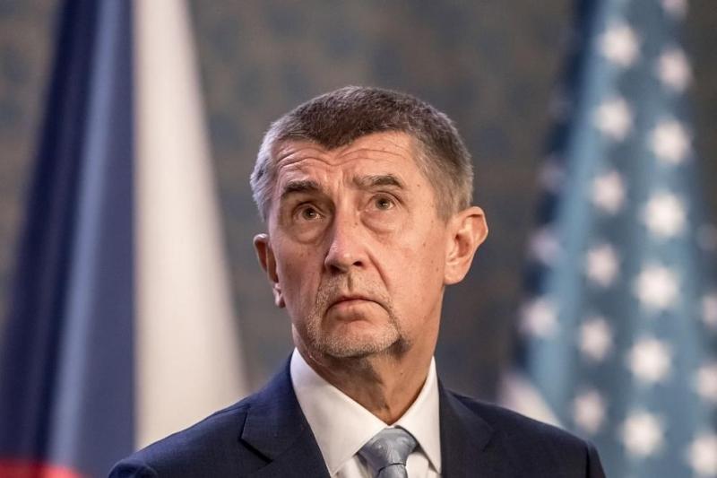 Чешкият премиерАндрей Бабишзаяви, че никога няма даподаде оставкаи отхвърли призивите