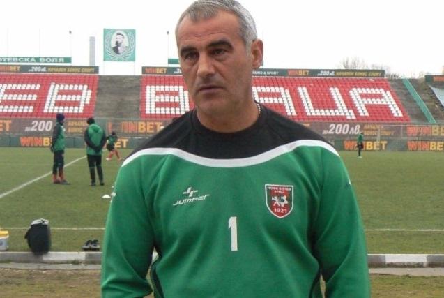 Снимка: Сашо Ангелов: Искам да стабилизираме Ботев/Враца/ в Първа лига
