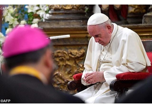 Католическият епископат на чилийския град Ранкагуа обяви, че сваля от