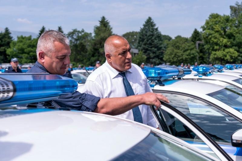 Вчера премиерът Бойко Борисов участва в тържество в София, по