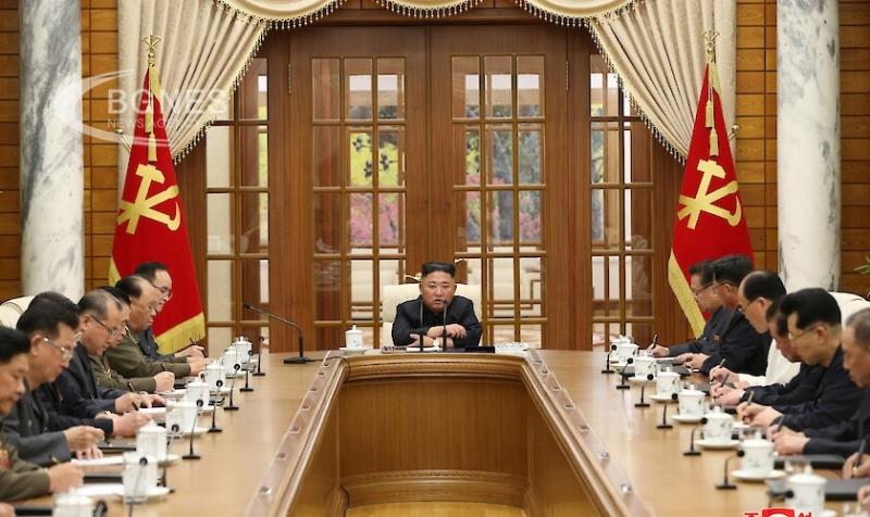 Бедната страна Северна Корея, която е под многобройни международни санкции