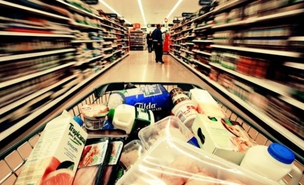 Предколедно цените на едро на храните тръгнаха нагоре. Само за