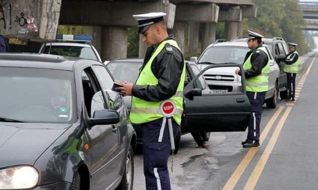 Служители на реда са установили 593 нарушения на скоростта в