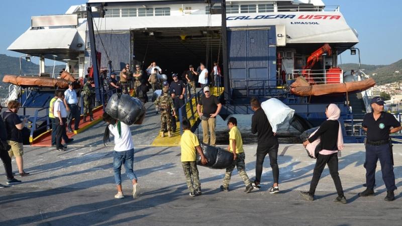 С 32% повече мигранти са пристигнали в Гърция тази година