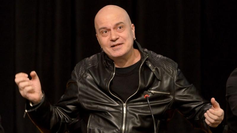"""На 5 октомври шоуменът Слави Трифонов учредява партията си """"Няма"""
