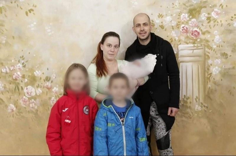 Родители на 6-месечно бебе загинали при катастрофата с мотор в София /снимки/
