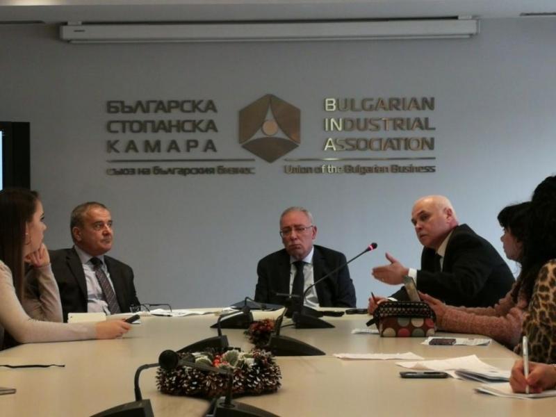 65% от участниците в проучване наБългарска стопанска камара (БСК)няма да