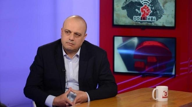 Христо Проданов: Искаме оставка на кабинета на ГЕРБ за скандалите и некомпетентността им