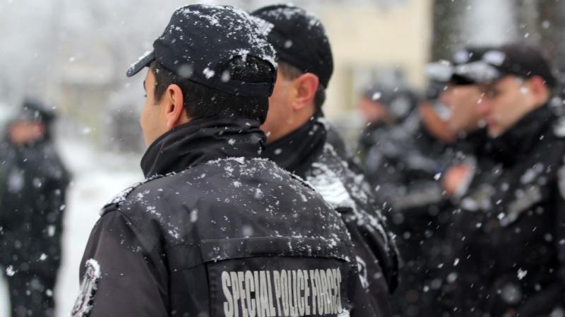 Служителите на областната дирекция и районните управления във Видин, Белоградчик