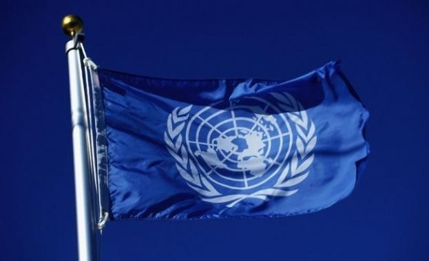 Снимка: Съветът за сигурност на ООН се събира за Кашмир