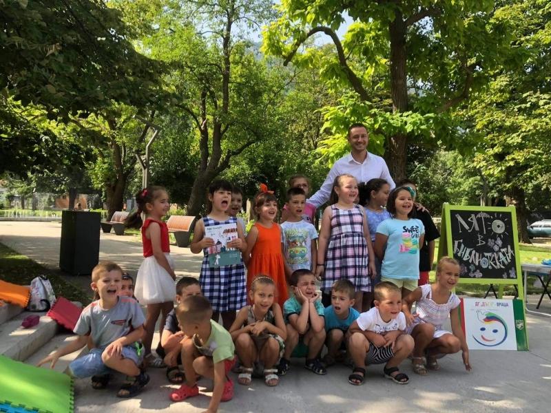 Заместник-кметът на Враца Александър Владимиров се включи в тазгодишното издание